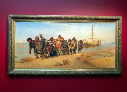 Ilja Repinin suurnäyttely Ateneumissa on vaikuttava