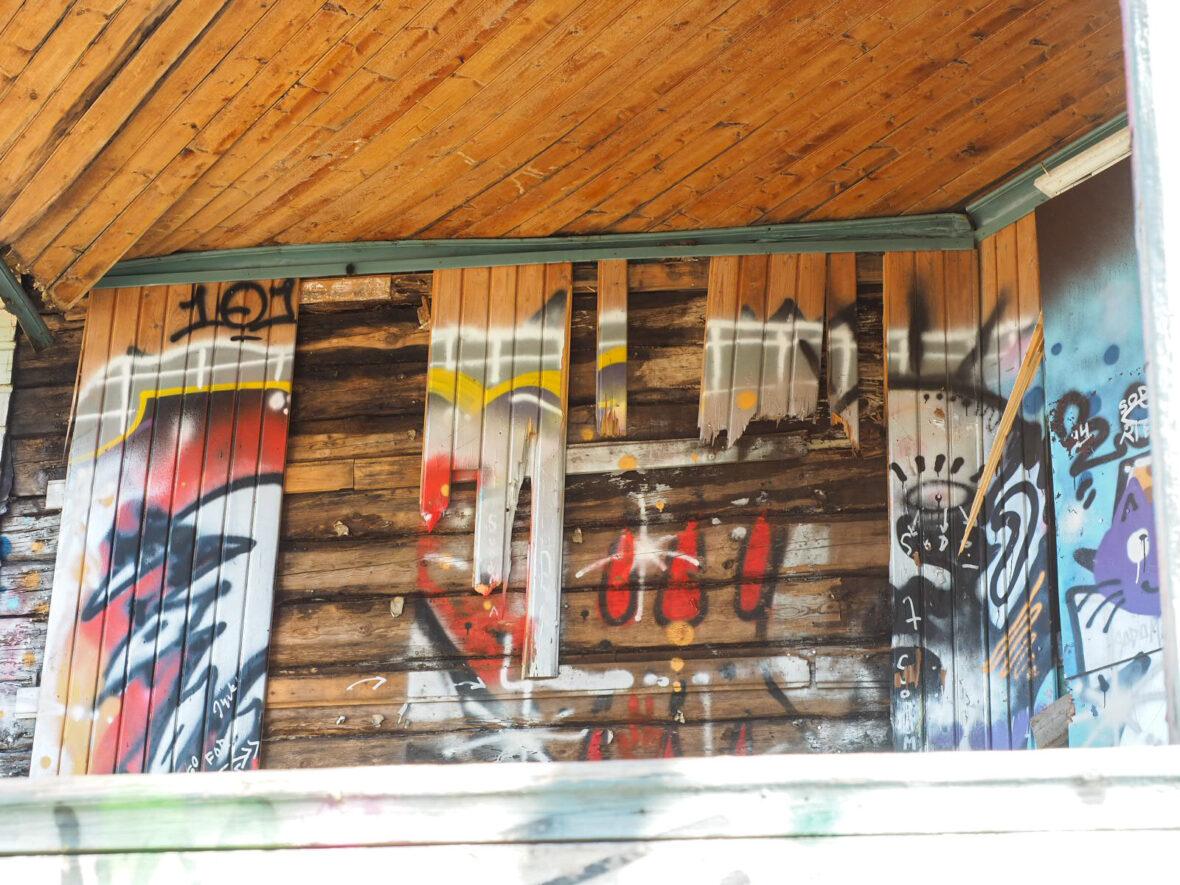 Kruunuvuorenranta – hyvästi huvila-alue